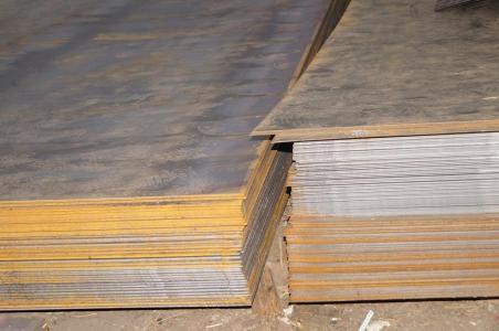 葫芦岛35crmo钢板厂家成交量略显萎缩